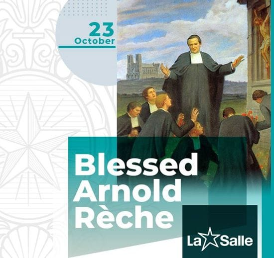 Blessed Arnold Rèche