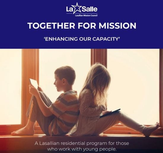 Join us to discuss the District's signature formation program: Together For Mission