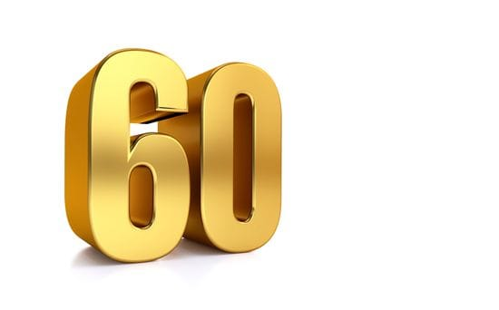 Celebrating Sixty Years of Excellence