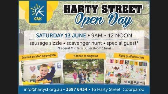C&K Harty Street Open Day