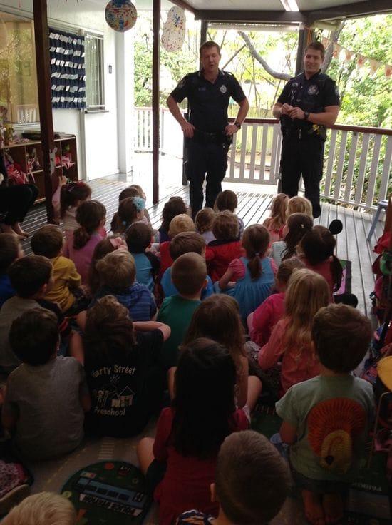 Child Protection Week activities