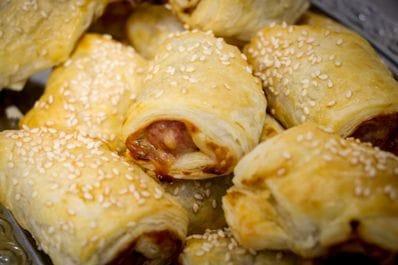 Kransky N Pastry