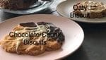 Chocolate Chunk Biscuit