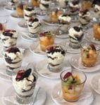 Indvidually Glass Desserts