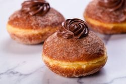 Danishes and Doughnuts