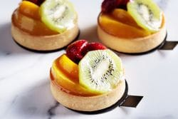 MIXED FRUITS TART