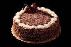 MILK CHOCOLATE FLAKE CAKE