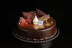 BELGIAN CHOCOLATE MUD CAKE