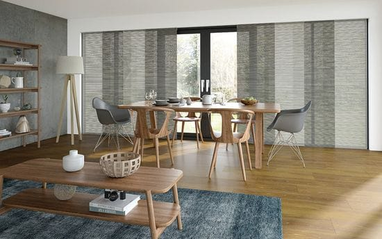Want to create a cosy space with your blinds?
