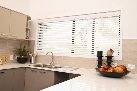 We make Venetian Blinds, they don't....