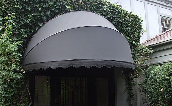 Cupola (Bow) Canopy Awnings | Premier Shades Central Coast