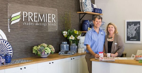 Premier Shades Awnings & Blinds is a Blind Manufacturers Association of Australia member serving the Central Coast since 2010