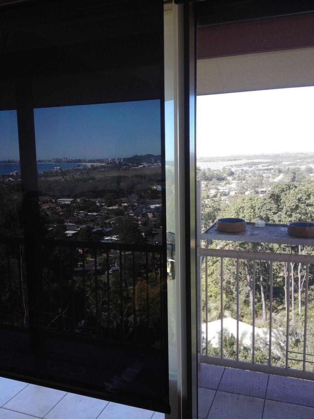 Reflective blinds are like sunglasses for your windows. Australian made reducing the UV rays by 99%