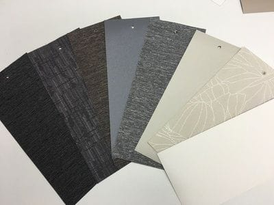 Blockout Blinds are 100% blockout fabric regardless of the colour. 8 Colours to choose from.