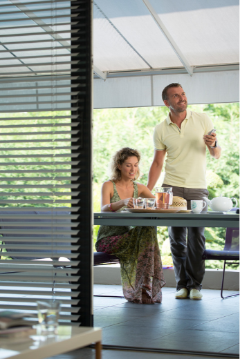 Motorised Awnings | Premier Shades Central Coast Blinds