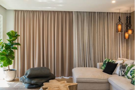 Blockout Curtains | Central Coast Blinds