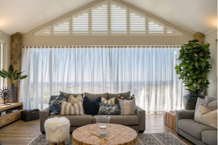 Sheer Curtains | Central Coast Blinds
