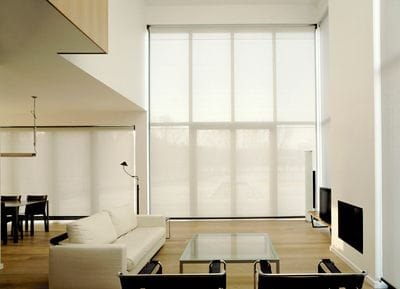 Roller Blinds have many options for fabrics, colour, style, size, operation and motorised. Available for a range of budgets