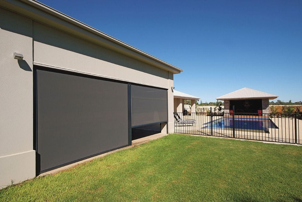 Premier Shades are providers of Straight Drop Awnings on the Central Coast