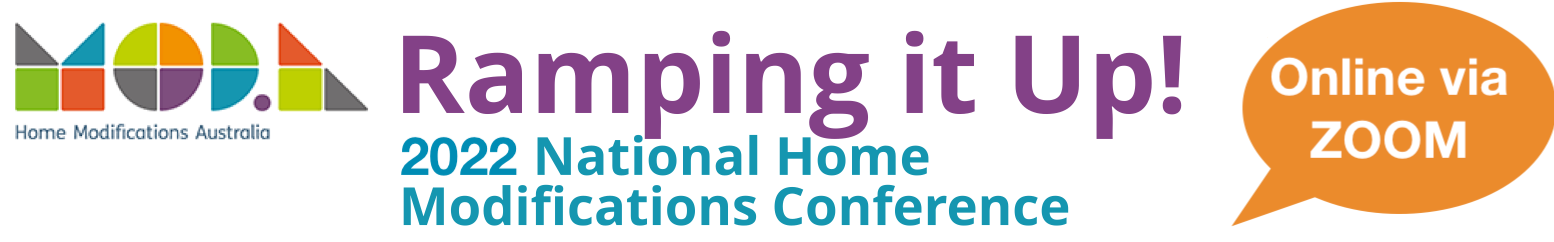 MOD.A 2022 National Conference - Ramping It Up
