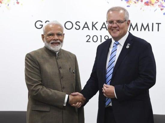 Australia seeks to expand exports to India