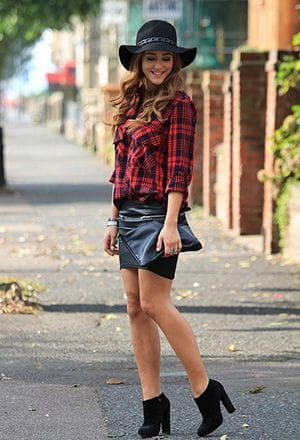 6 Style Tips For Plaid Shirts