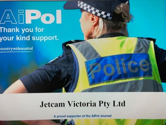 Community - JetCam sponsors Emergency Services
