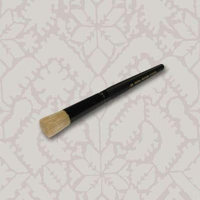 "3/4"" Stencil Creme Brush"