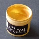 Bright Gold Stencil Creme
