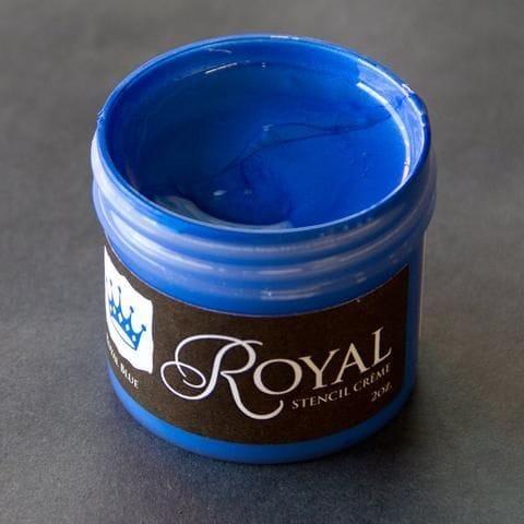 Thumbnail Royal Blue Stencil Creme