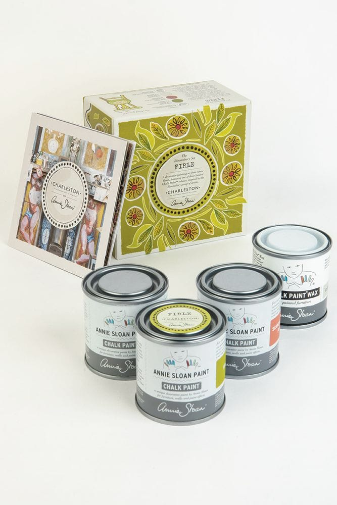 Thumbnail Annie Sloan with Charleston: Decorative Paint Set in Firle