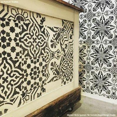 Spanish Tile Set