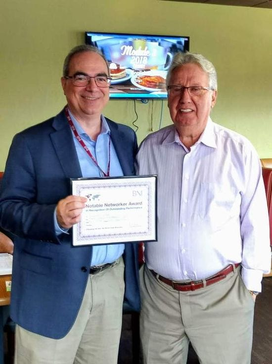 Notable Networker Award - June