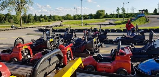 Networking & Go-Karting