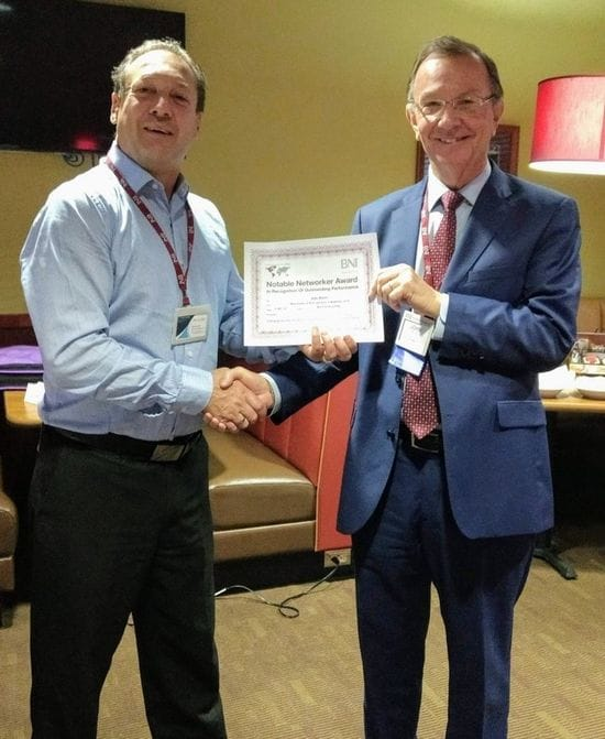 Notable Networker of the Month: John Mullen