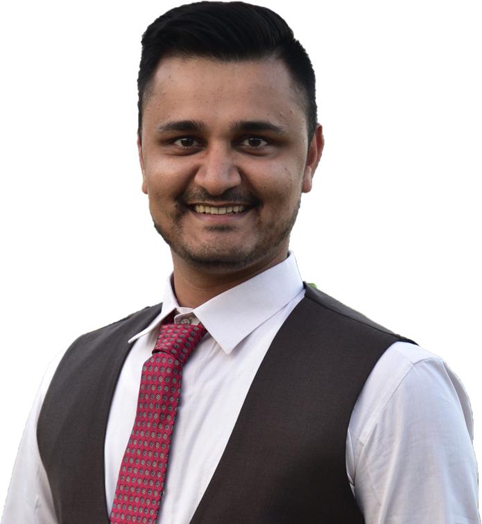 Nikunj Patel | Health Mantra Physiotherapy Clinic | Mississauga