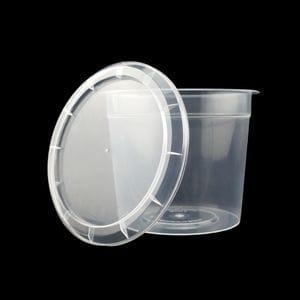 C-Series 200ml Round Tub