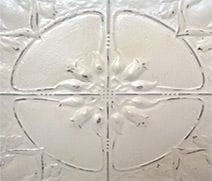 Pressed Tin Panels