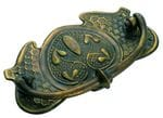 Cabinet Handle Large Antique Brass