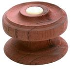 Woodscrew Button Knob