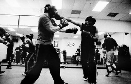 AHA vs GIANT Sparring Day