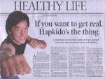 Happy Birthday Hapkido Black Belt Jackie Chan