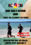 Outdoor Training Camp - March 2021