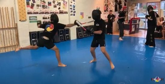 Weapons Sparring Day Invitational