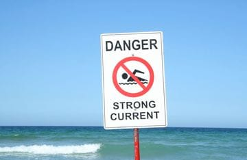Rip Currents, Heart Health and Water Safety
