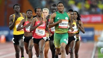 Caster Semenya vs the IAAF - there is no logic in it