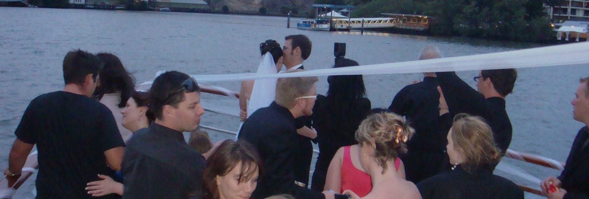Wedding Cruises in Brisbane