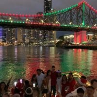 Christmas Party Boat Cruises Gallery