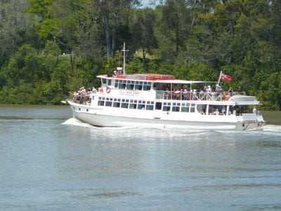 Bremer River Junction Day Cruise