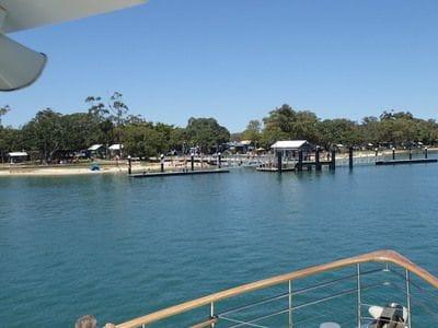 Bribie Island Day Cruise